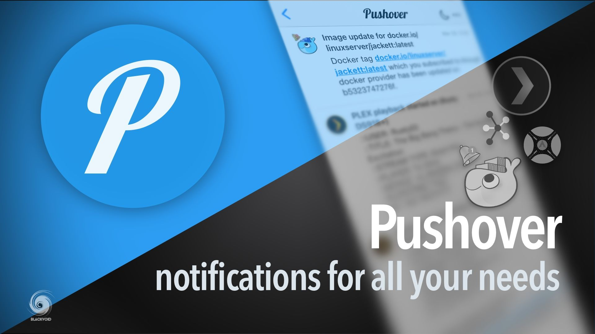 Pushover   notifications for all your needs