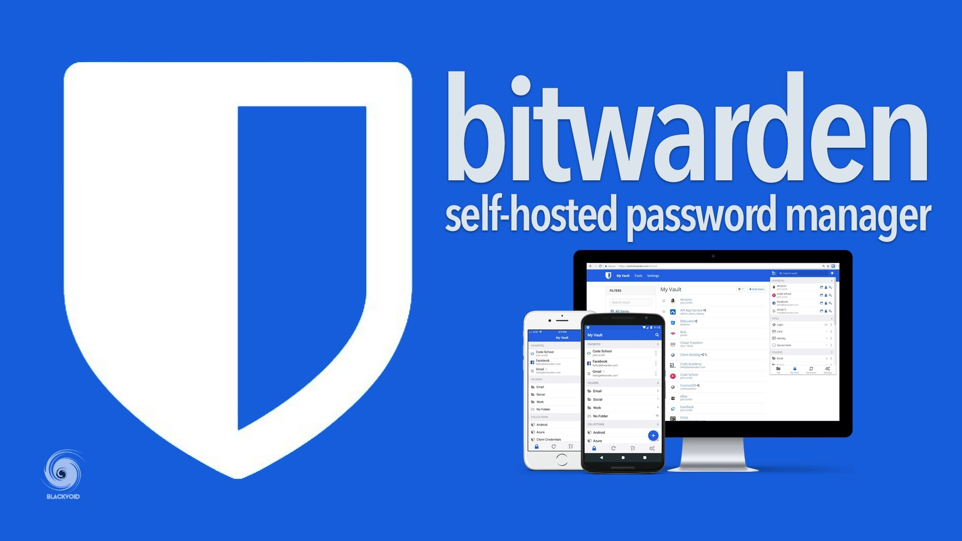 Bitwarden - a self-hosted password manager