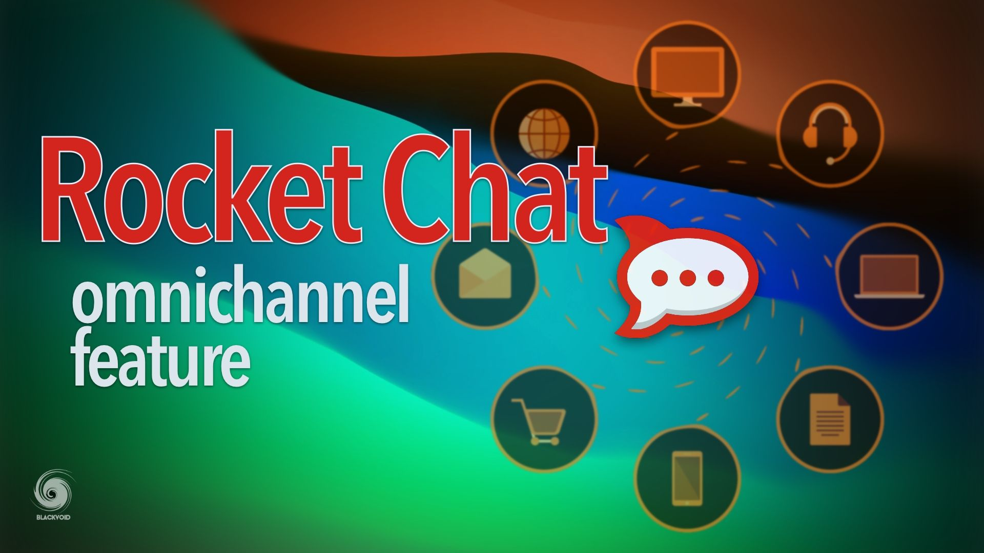 Rocket.Chat - Omnichannel feature