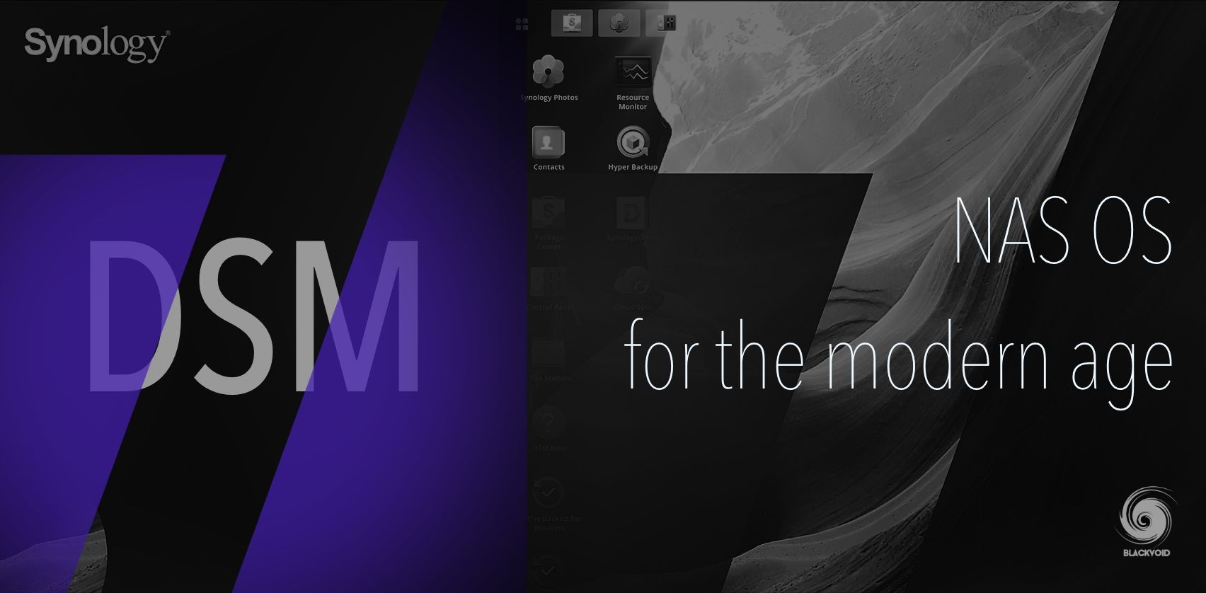 DSM 7 - NAS OS for the modern age