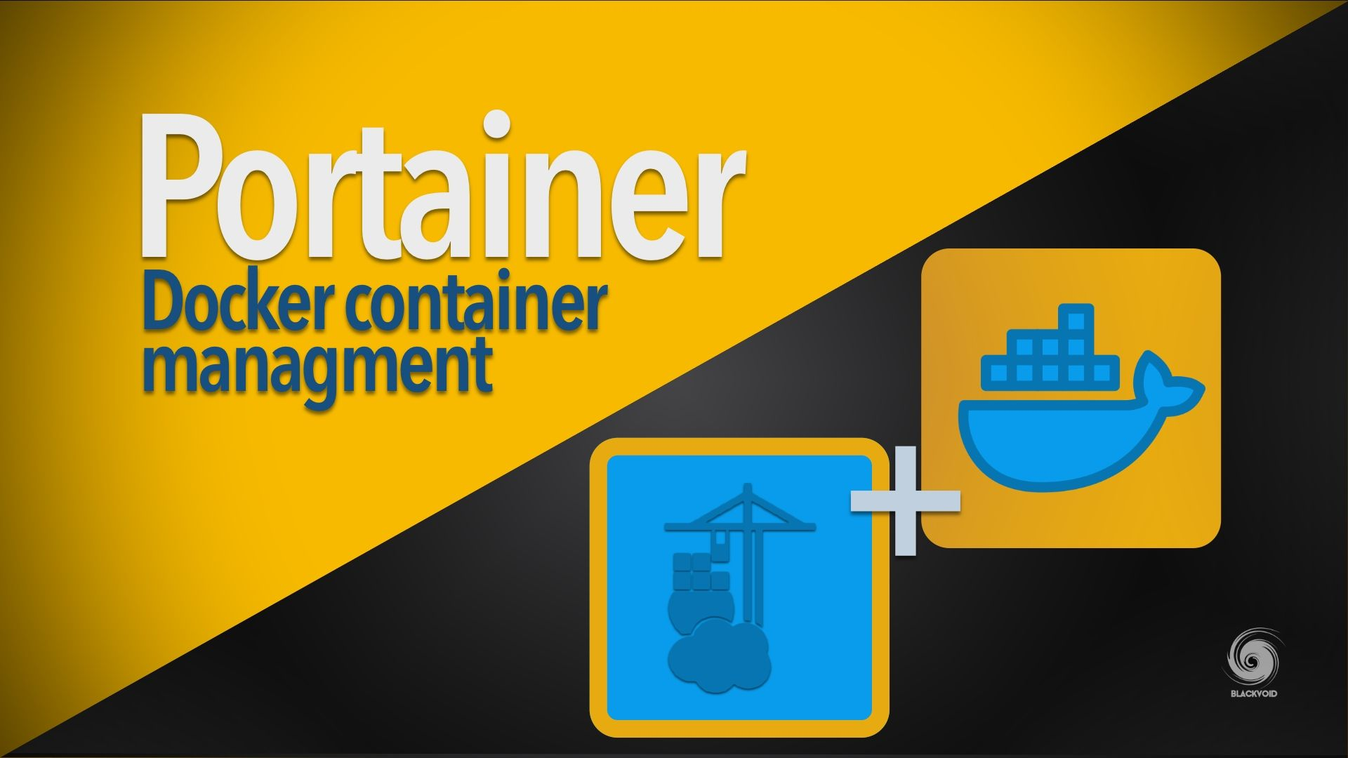 Portainer - Docker container managment made easy