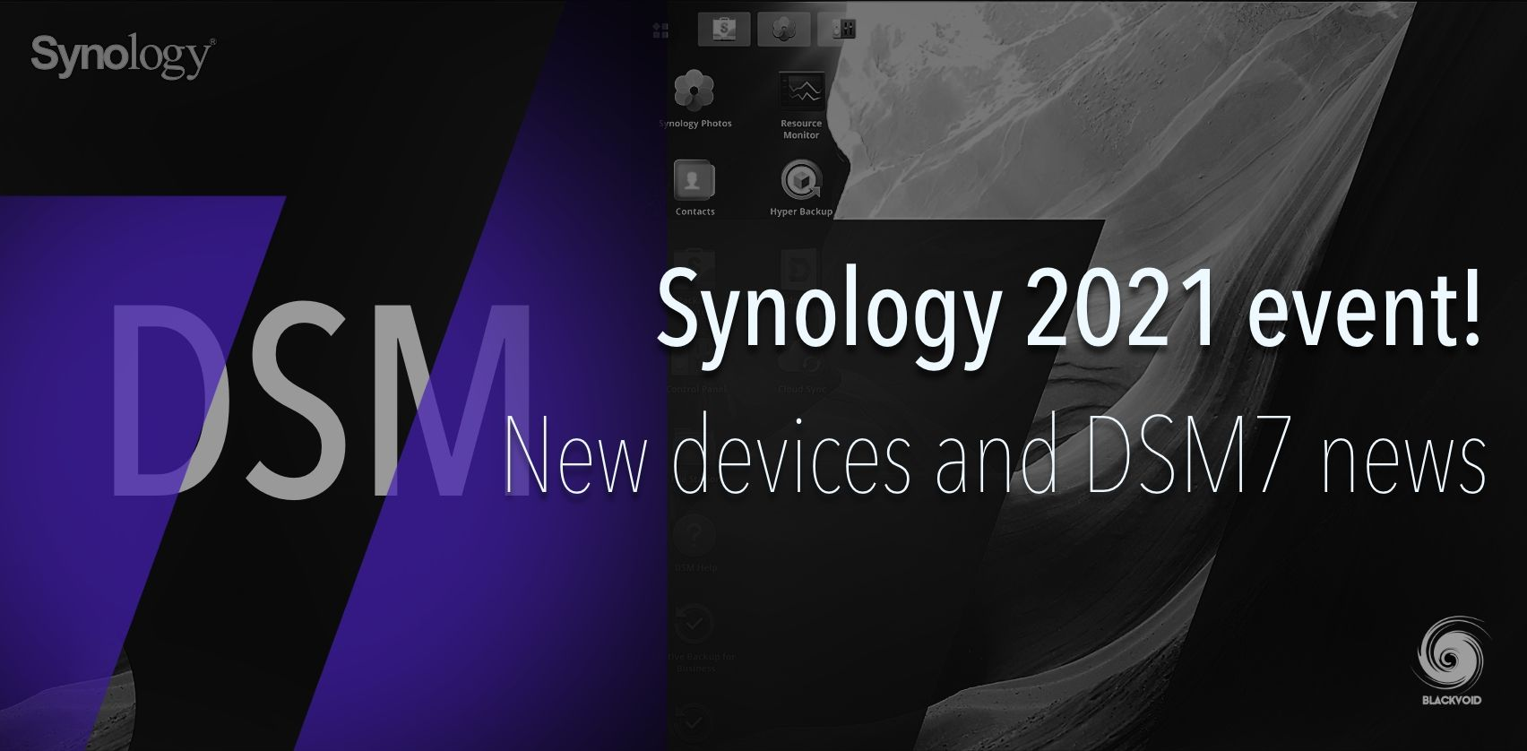 Synology 2021 event!