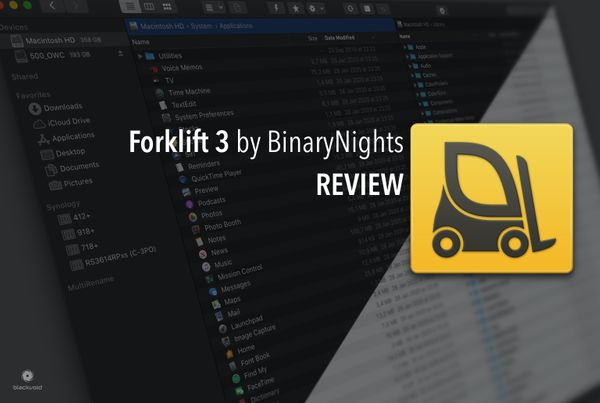 Forklift - File Manager of the modern age