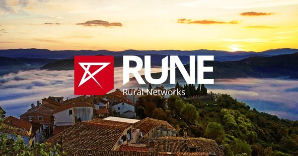 RUNE - fiber broadband for the forgotten