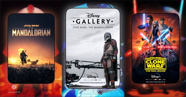 Disney is going all out with Star Wars TV shows