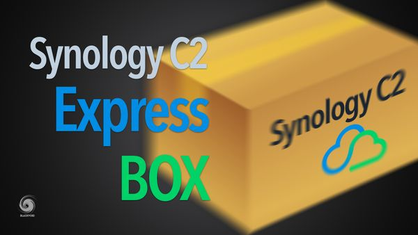 Synology C2 - Express Box